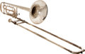 Musical Instruments:Horns & Wind Instruments, Bach Stradivarius Model 42 Trombone. ...