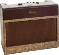 Musical Instruments:Amplifiers, PA, & Effects, 1956 Gibson GA-20T Brown Guitar Amplifier...