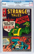 Silver Age (1956-1969):Superhero, Strange Tales #135 Don/Maggie Thompson Collection pedigree (Marvel, 1965) CGC NM 9.4 White pages....