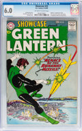 Silver Age (1956-1969):Superhero, Showcase #22 Green Lantern (DC, 1959) CGC FN 6.0 Off-white to whitepages....