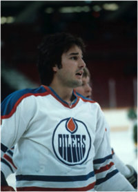51ee571b298 ... Hockey Collectibles:Uniforms, 1980-81 Paul Coffey Game Worn Edmonton  Oilers Rookie Jersey
