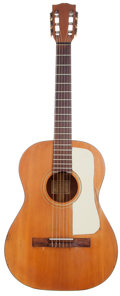 Musical Instruments:Acoustic Guitars, 1961 Gibson C1 Natural Classical Guitar, Serial # 47726....