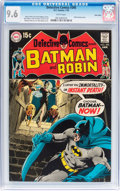 Bronze Age (1970-1979):Superhero, Detective Comics #395 Twin Cities pedigree (DC, 1970) CGC NM+ 9.6White pages....
