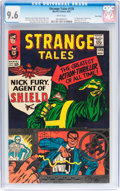 Silver Age (1956-1969):Superhero, Strange Tales #135 Twin Cities pedigree (Marvel, 1965) CGC NM+ 9.6White pages....