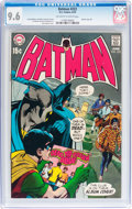 Bronze Age (1970-1979):Superhero, Batman #222 (DC, 1970) CGC NM+ 9.6 Off-white to white pages....