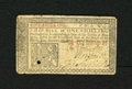 Colonial Notes:New Jersey, New Jersey March 25, 1776 1s Very Fine. The body of this notegrades Very Fine with good margins but a closer look reveals a...