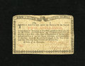 Colonial Notes:New York, New York August 2, 1775 (Water Works) 2s Very Fine. Rounded cornersare found on this note with faded signatures of Wm. Wadd...