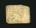 Colonial Notes:North Carolina, North Carolina April 2, 1776 $8 It is rather difficult to give agrade for this note with the hyena design because the tech...