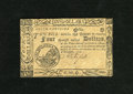 Colonial Notes:South Carolina, South Carolina December 23, 1776 $4 New. This note is without foldswhile it also displays a paper disturbance....