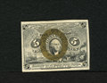 Fractional Currency:Second Issue, Fr. 1234 5c Second Issue Choice New. This is a very pleasing note for the grade as the margins are broad, the bronzing brigh...