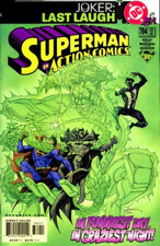 Issue cover for Issue #784