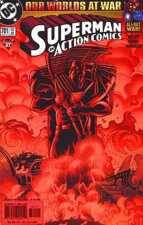 Issue cover for Issue #781