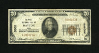 Dayton, IA - $20 1929 Ty. 1 The First NB Ch. # 5302