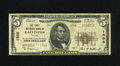 National Bank Notes:Texas, Galveston, TX - $5 1929 Ty. 2 The First NB Ch. # 1566. Twenty-twoSmall in the Kelly census, but only six Type Twos and...