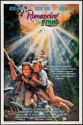 "Movie Posters:Adventure, Romancing the Stone & Other Lot (20th Century Fox, 1984). OneSheet & International One Sheet (27"" X 41""). Adventure.. ...(Total: 2 Items)"
