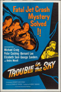 """Movie Posters:Drama, Trouble in the Sky & Other Lot (Universal, 1960). One Sheets (2) (27"""" X 41""""). Drama.. ... (Total: 2 Items)"""