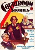 Pulps:Detective, Courtroom Stories V1#1 (Good Story Magazine Co., 1931) Condition:VG+....