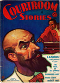 Pulps:Detective, Courtroom Stories V1#4 (Good Story Magazine Co., 1932) Condition:VG-....