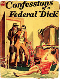Pulps:Detective, Confessions of a Federal Dick #nn (Clayton, 1930) Condition: GD/VG....