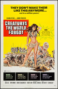 """Movie Posters:Fantasy, Creatures the World Forgot (Columbia, 1971). One Sheet (27"""" X 41""""). Fantasy.. ..."""