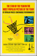 """Movie Posters:Musical, Funny Girl (Columbia, 1968). One Sheet (27"""" X 41""""). Musical.. ..."""