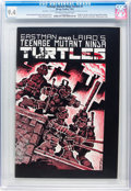 Modern Age (1980-Present):Alternative/Underground, Teenage Mutant Ninja Turtles #1 (Mirage Studios, 1984) CGC NM 9.4 Off-white to white pages....