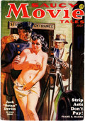 Pulps:Miscellaneous, Saucy Movie Tales - July '36 (Movie Digest, 1936) Condition: FN-....