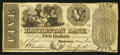 Obsoletes By State:Ohio, Manhattan, OH- The Manhattan Bank $5 May 1, 1840 Wolka 1532-12. ...