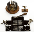 Timepieces:Other , Six Piece Tool Assortment. ... (Total: 6 Items)