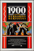 """Movie Posters:Foreign, 1900 (Paramount, 1977). One Sheet (27"""" X 41""""). Foreign.. ..."""