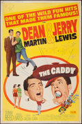 "Movie Posters:Sports, The Caddy (Paramount, R-1964). Poster (40"" X 60""). Sports.. ..."