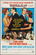 """Movie Posters:Action, The Spy with My Face and Other Lot (MGM, 1965). One Sheets (2) (27"""" X 41""""). Action.. ..."""