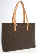 Luxury Accessories:Bags, Louis Vuitton Classic Monogram Canvas Luco Tote Bag. ...