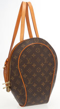 Luxury Accessories:Bags, Louis Vuitton Classic Monogram Canvas Ellipse Sac a Dos BackpackBag. ...