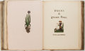 Books:Literature Pre-1900, Joseph Crawhall. LIMITED. Olde Ffrendes wyth Newe Faces. London and New York, 1883. Quarto. Original printed boards....