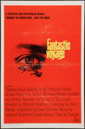 "Movie Posters:Science Fiction, Fantastic Voyage (20th Century Fox, 1966). One Sheet (27"" X 41"").Science Fiction.. ..."
