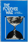 Books:Science Fiction & Fantasy, Joe Haldeman. The Forever War. New York: St. Martin's, [1974]. Later edition. Publisher's cloth and dust jacket. Ver...