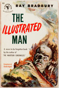 Books:Science Fiction & Fantasy, Ray Bradbury. SIGNED. The Illustrated Man. New York: Bantam, [1952]. First Bantam printing. Signed by the author o...