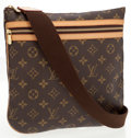 Luxury Accessories:Bags, Louis Vuitton Classic Monogram Canvas Bosphore Pochette Bag. ...