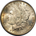 Morgan Dollars: , 1886 $1 MS66 PCGS. PCGS Population (2532/307). NGC Census:(4921/900). Mintage: 19,963,886. Numismedia Wsl. Price for probl...