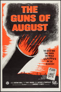"""Movie Posters:Documentary, The Guns of August & Other Lot (Universal, 1965). One Sheets (2) (27"""" X 41""""). Documentary.. ... (Total: 2 Items)"""