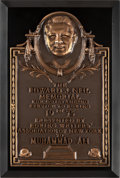 Boxing Collectibles:Memorabilia, 1975 Edward J. Neil Award Presented to Muhammad Ali....