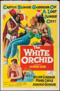 "Movie Posters:Adventure, The White Orchid & Other Lot (United Artists, 1954). One Sheets(2) (27"" X 41""). Adventure.. ... (Total: 2 Items)"