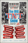 "Movie Posters:Rock and Roll, The Big T.N.T. Show (American International, 1966). One Sheet (27"" X 41""). Rock and Roll.. ..."