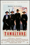 "Movie Posters:Western, Tombstone (Buena Vista, 1993). Mini Poster (17.75"" X 27""). Western.. ..."