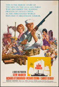 "Movie Posters:War, The Sand Pebbles (20th Century Fox, 1966). Poster (40"" X 60"").War.. ..."