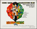 "Movie Posters:Blaxploitation, Come Back Charleston Blue & Others Lot (Warner Brothers, 1972).Half Sheets (3) (22"" X 28""). Blaxploitation.. ... (Total: 3 Items)"