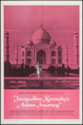 "Movie Posters:Documentary, Jacqueline Kennedy's Asian Journey (United Artists, 1962). One Sheet (27"" X 41""). Documentary.. ..."