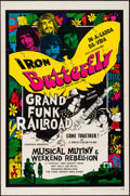 "Movie Posters:Rock and Roll, Musical Mutiny/Weekend Rebellion Combo (Cineworld, 1970). One Sheet(27"" X 41""). Rock and Roll.. ..."