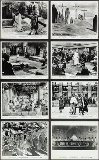 """The Greatest Story Ever Told & Others Lot (United Artists, 1965). Photos (100+) (8"""" X 10""""). Drama. ... (To..."""